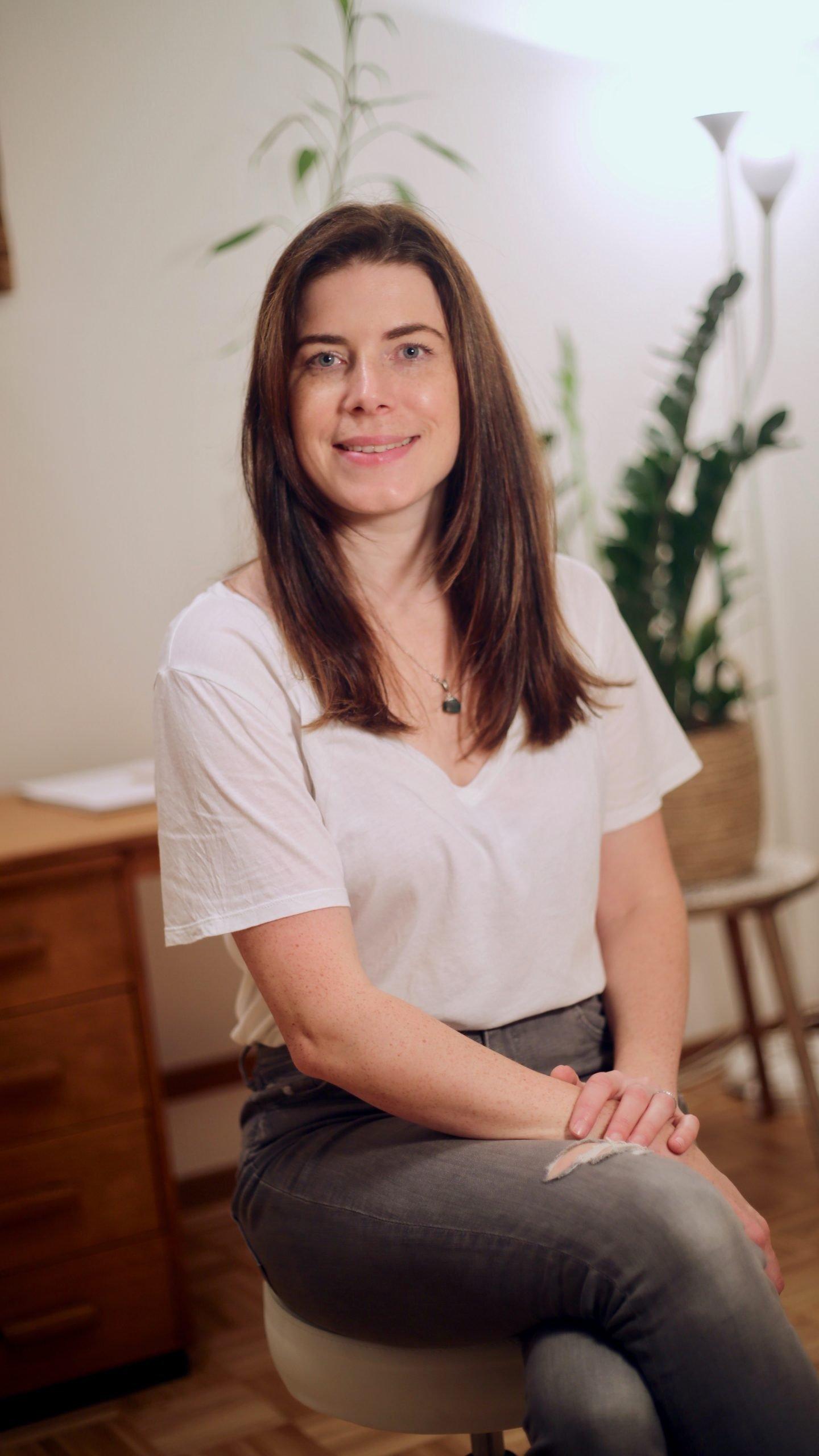 Céline Zufferey - thérapeute kinésiologue Apples Suisse